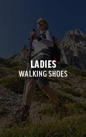 Ladies Walking Shoes