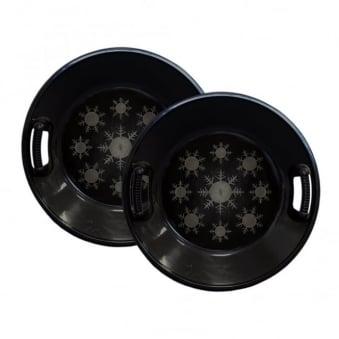 Disc Sledge Twin Pack