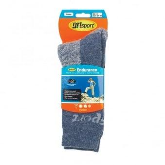 Endurance Ladies Socks