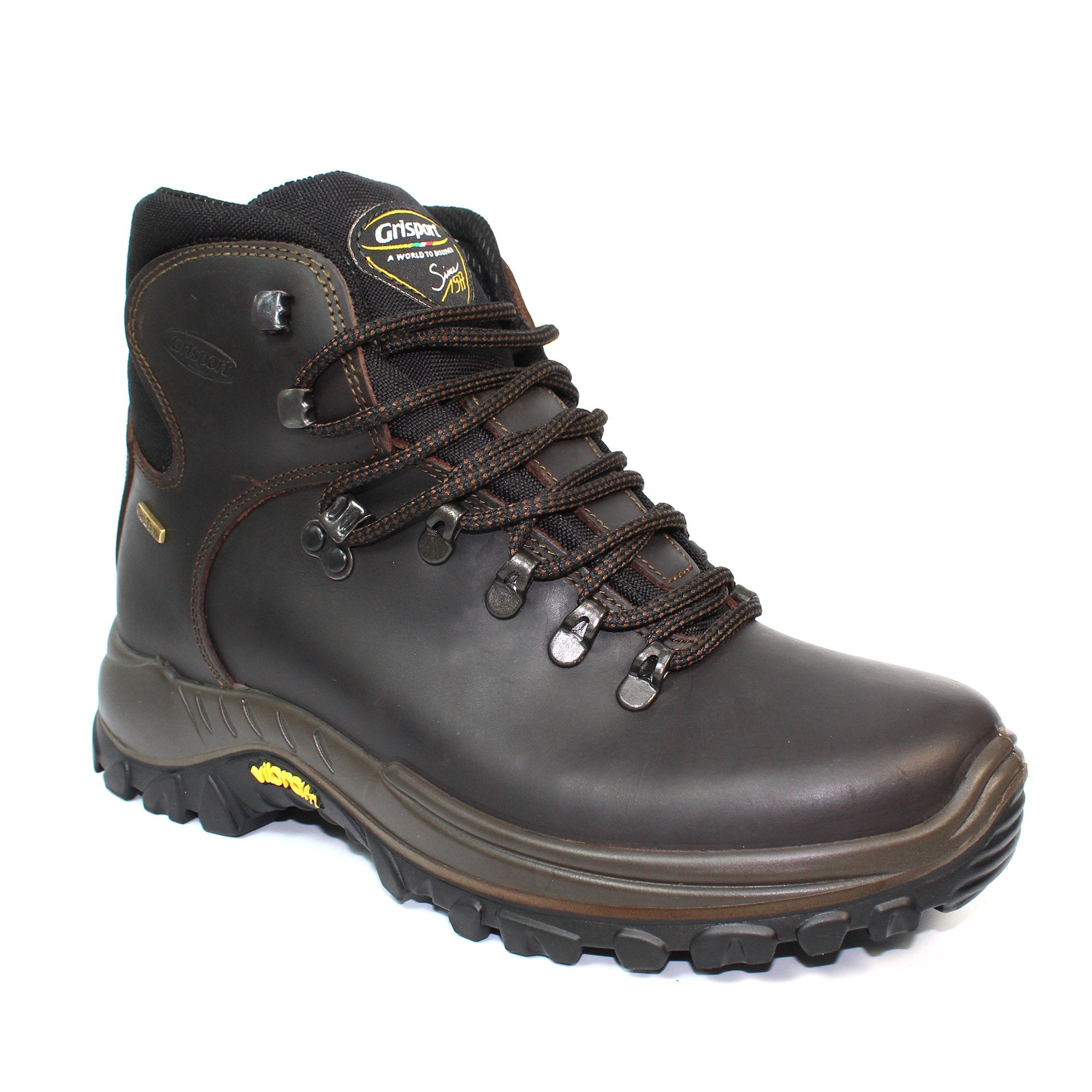 Grisport Fuse LEATHER WALKING HIKING BOOT