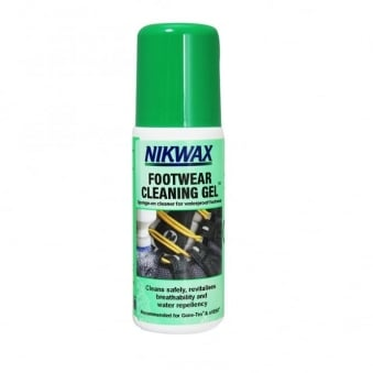 Footwear Cleaning Gel 125ml