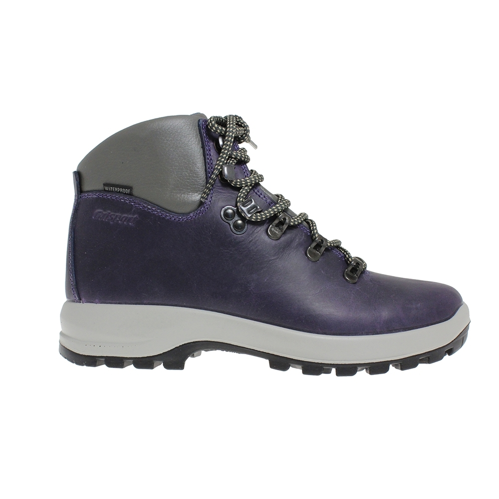 Hurricane Dark Purple Boot