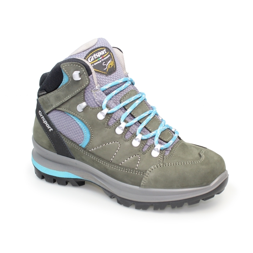 online elegant and sturdy package complimentary shipping Lady Anaheim Grey Walking Boot