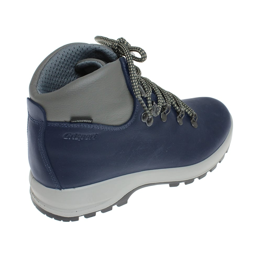 Lady Hurricane Navy Boot