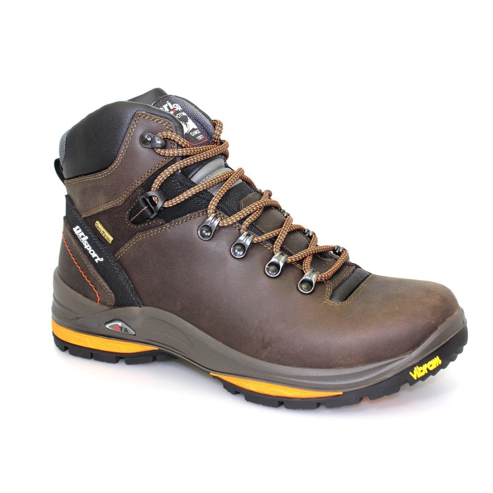 59b23efab17 Saracen Brown Hiking Boot