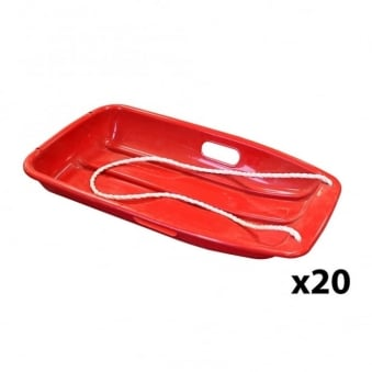 Small Red Sledge Pack