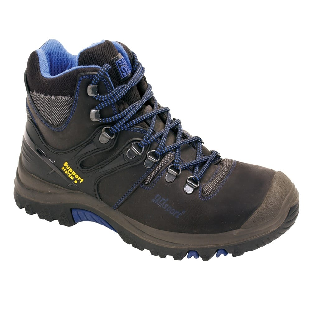 grisport surveyor s3 wr safety boot heat proof